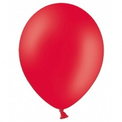 """Balon gumowy 14"""", czerwony 1szt"""
