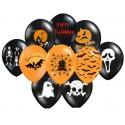 """Balonowy Halloween mix 14"""", 10szt"""