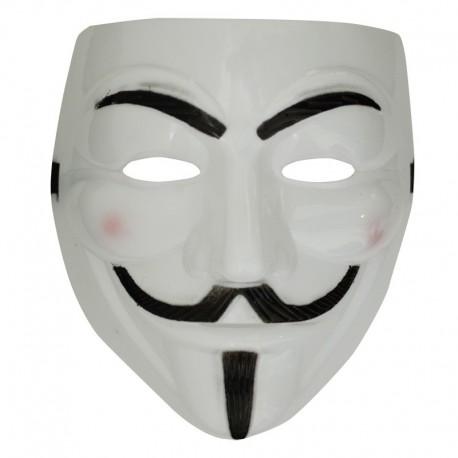 Maska Vendetta, Anonymus