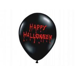 "Balony 14"" Happy Halloween, 1szt 30cm"