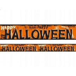 """Taśma dekoracyjna ,,Halloween Scary Party"""", 1m"""