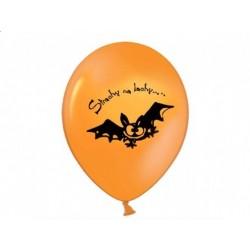 "Balony 14"" Strachy na..."", 1szt 30cm"