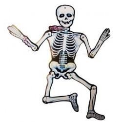 Wiszący szkielet