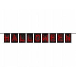 """Baner krwawe """"Halloween"""""""