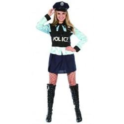 Strój Policjantka, r. 42