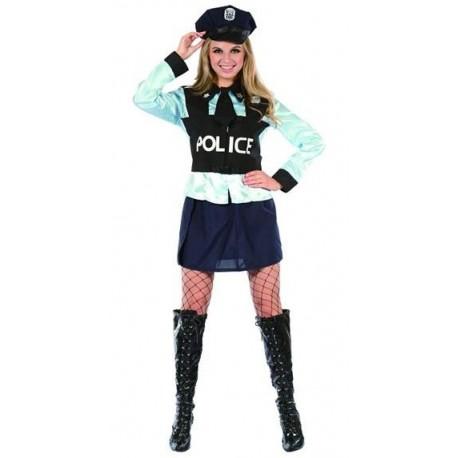 Strój Policjantka, rozm. 38