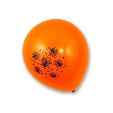 Balony w pajęczyny